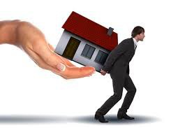 house load mortgaged